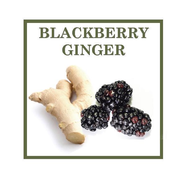 Balsamic Vinegar Blackberry Ginger 1