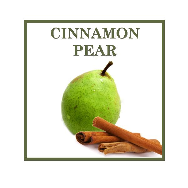 Balsamic Vinegar Cinnamon Pear 1